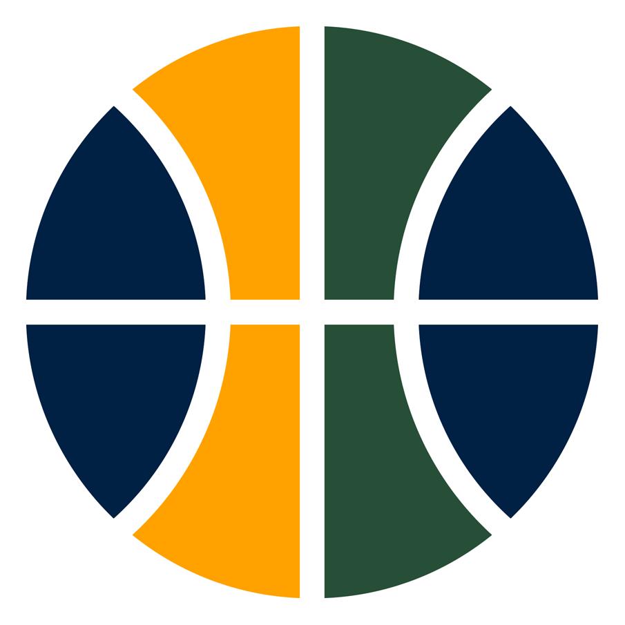 4d2689132 Utah Jazz Alternate Logo - National Basketball Association (NBA ...