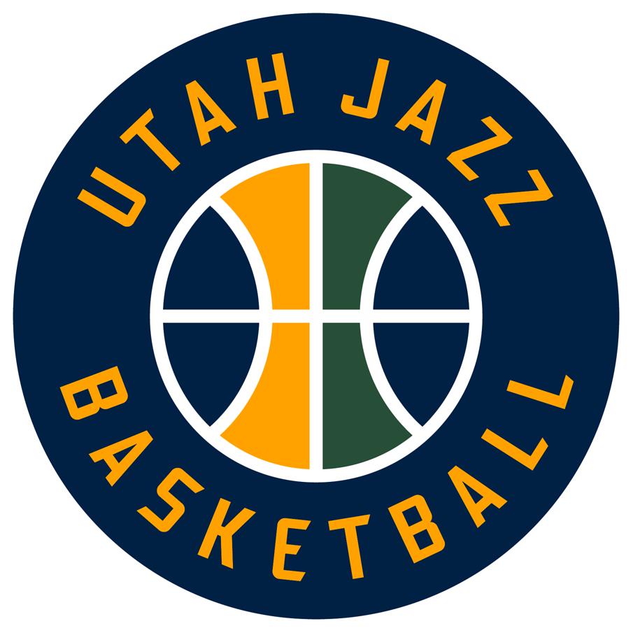 Utah Jazz Logo Alternate Logo (2016/17-Pres) -  SportsLogos.Net