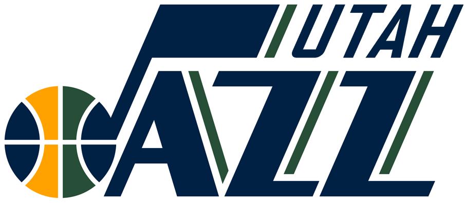 Utah Jazz Logo Primary Logo (2016/17-Pres) -  SportsLogos.Net