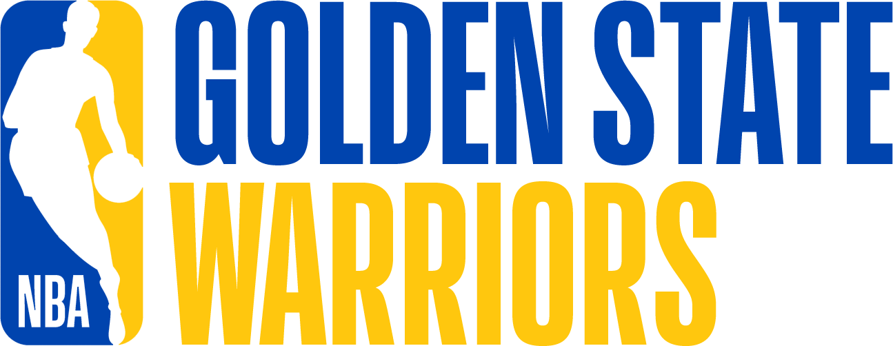 Golden State Warriors Logo Misc Logo (2017/18) - Note: This is not a legitimate team logo, it was originally created by this site for an April Fool's Day joke using the NBA's standardized logo system in 2018 SportsLogos.Net