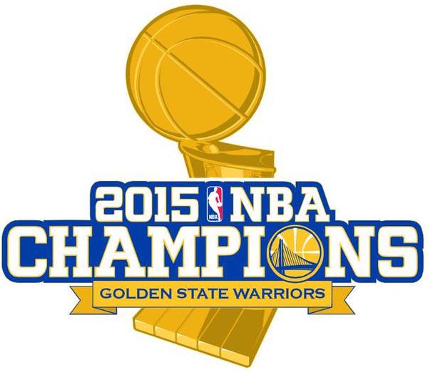Golden State Warriors Logo Champion Logo (2014/15) - 2015 NBA Champions logo SportsLogos.Net