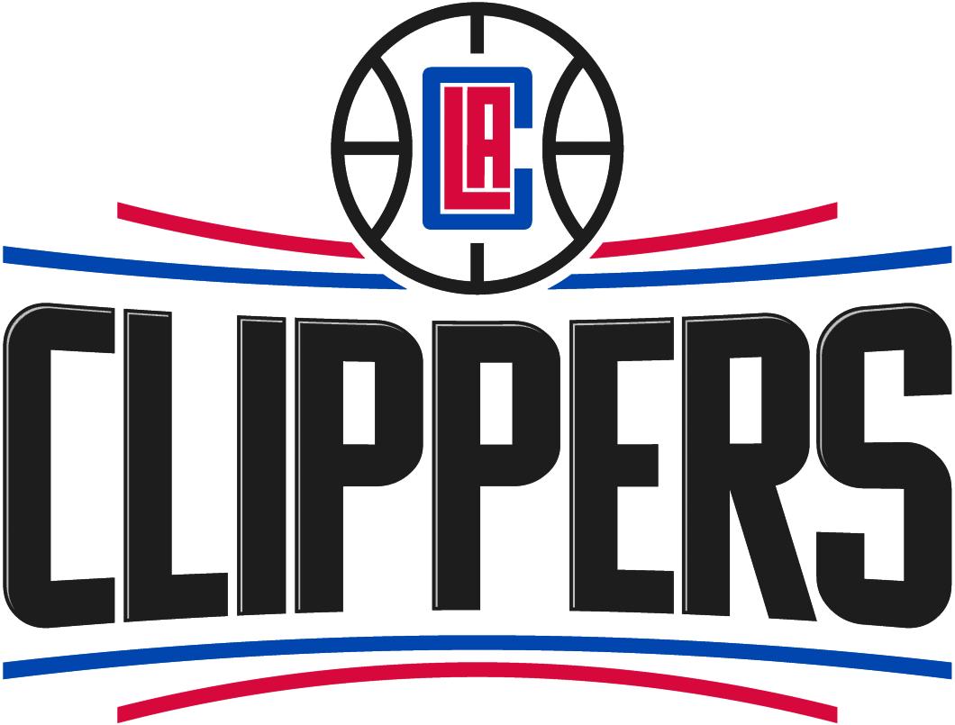 Los Angeles Clippers Logo Primary Logo (2015/16-Pres) -