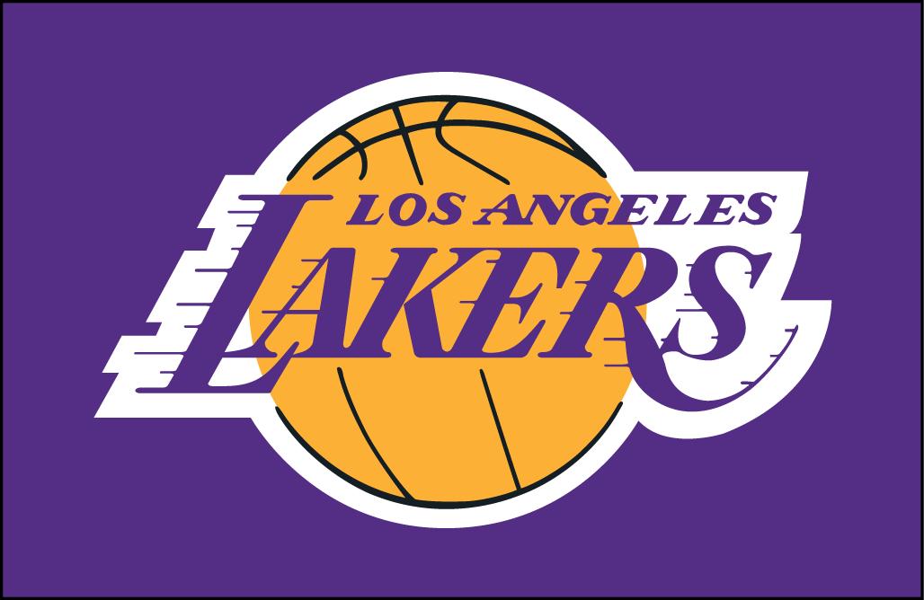 Los Angeles Lakers Primary Dark Logo