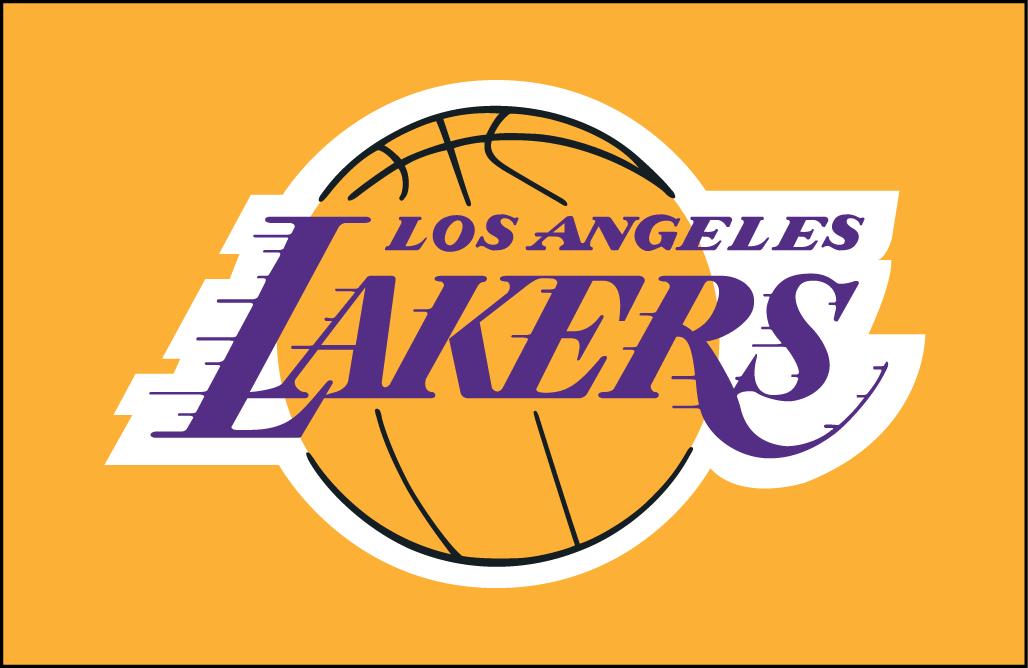 Los Angeles Lakers Logo Primary Dark Logo (2001/02-Pres) -  SportsLogos.Net