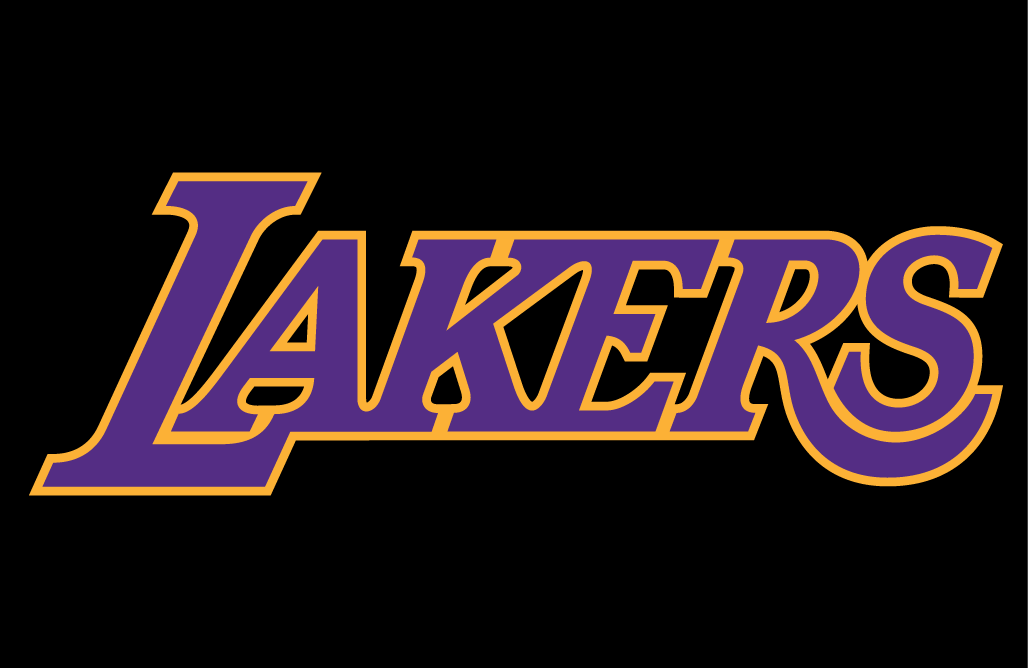 Los Angeles Lakers Jersey Logo