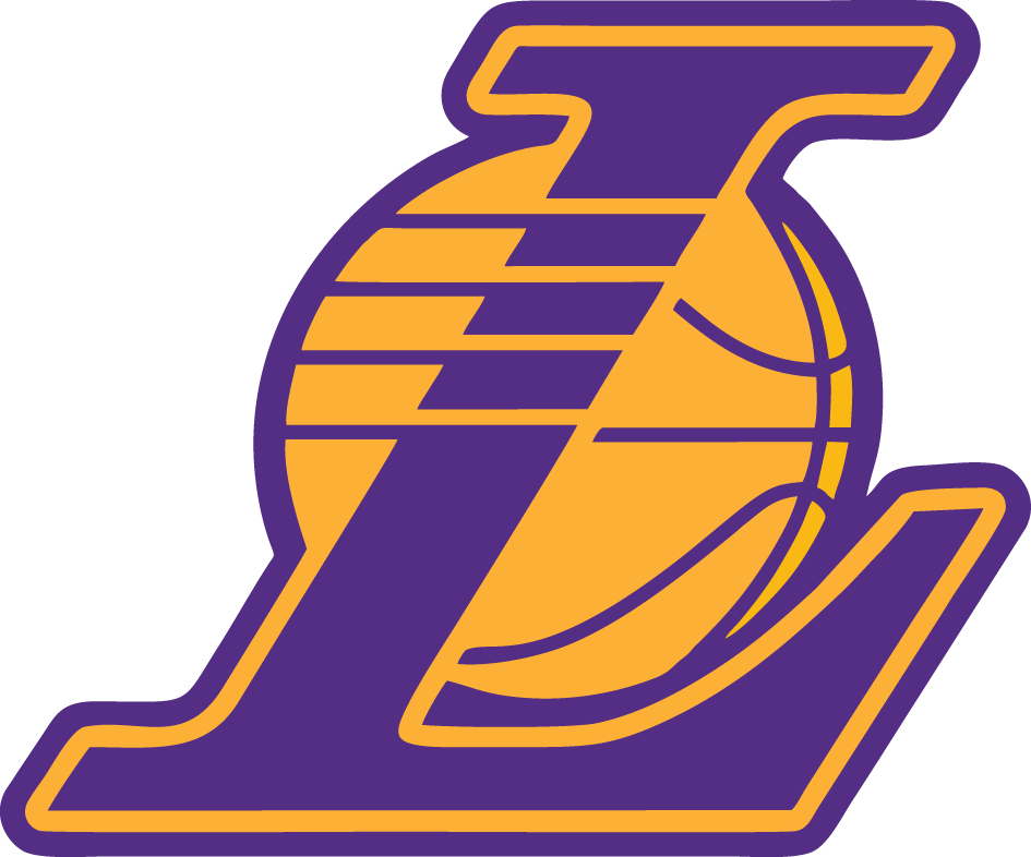 Los Angeles Lakers Alternate Logo