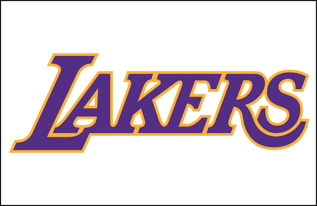 Los Angeles Lakers Jersey Logo - National Basketball ...