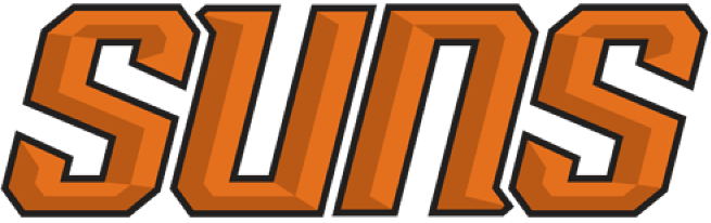 Phoenix Suns Logo Wordmark Logo (2012/13-Pres) -  SportsLogos.Net
