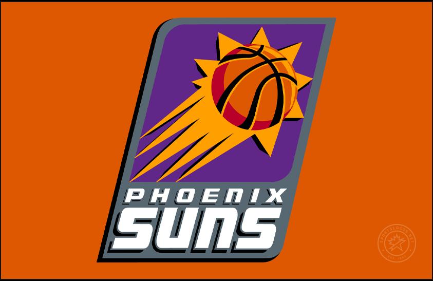 Phoenix Suns Logo Primary Dark Logo (2000/01-2012/13) -  SportsLogos.Net
