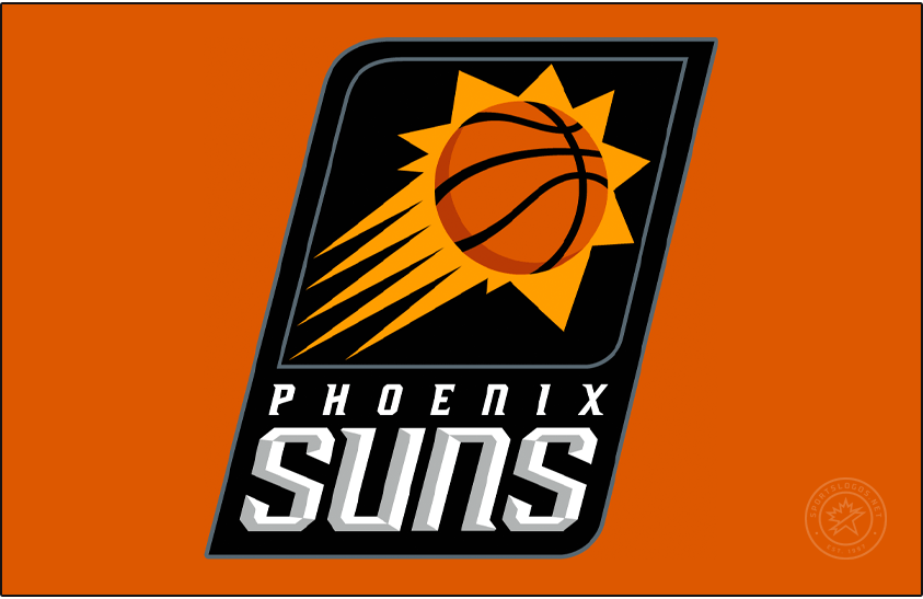 Phoenix Suns Logo Primary Dark Logo (2013/14-Pres) -  SportsLogos.Net