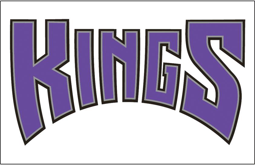 best service 92f1b 4adb4 Sacramento Kings Jersey Logo - National Basketball ...