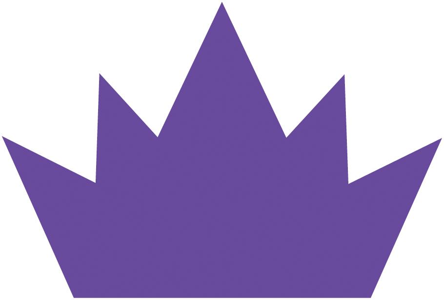 Sacramento Kings Logo Alternate Logo (2014/15-2015/16) - Purple crown SportsLogos.Net