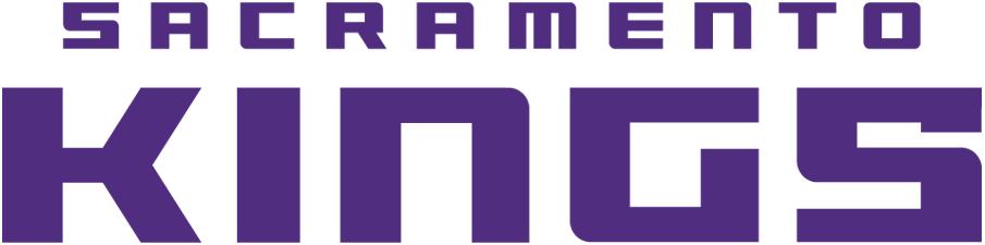 Sacramento Kings Logo Wordmark Logo (2016/17-Pres) -  SportsLogos.Net