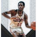 Kansas City Kings (1976) Nate Archibald in the Kansas City Kings home uniform in 1975-76