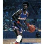 Kansas City Kings (1979) Phil Ford wearing the Kansas City Kings road uniform in 1978-79