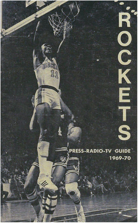 San Diego Rockets Media Guide Media Guide (1969/70) - San Diego Rockets Media and Press Guide SportsLogos.Net