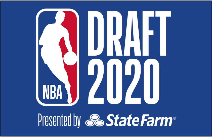 nba draft primary logo