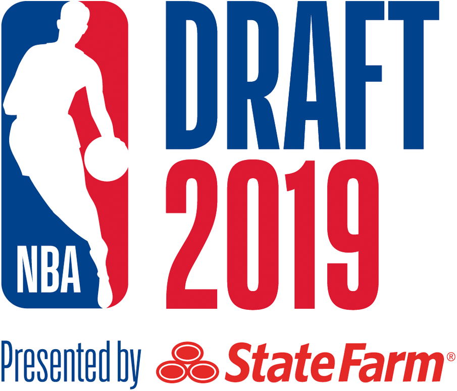 NBA Draft Logo Primary Logo (2018/19) - 2019 NBA Draft Logo SportsLogos.Net