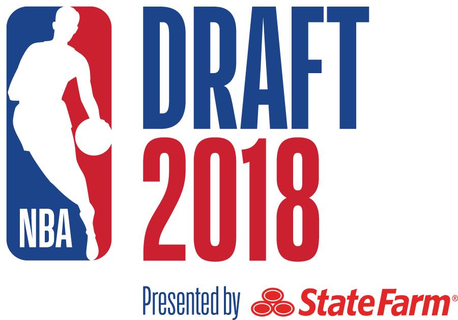 NBA Draft Logo Primary Logo (2017/18) - 2018 NBA Draft Logo SportsLogos.Net