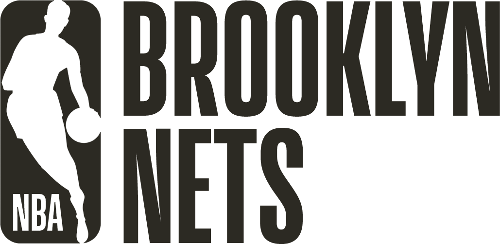 Brooklyn Nets Logo Misc Logo (2017/18) - Note: This is not a legitimate team logo, it was originally created by this site for an April Fool's Day joke using the NBA's standardized logo system in 2018 SportsLogos.Net