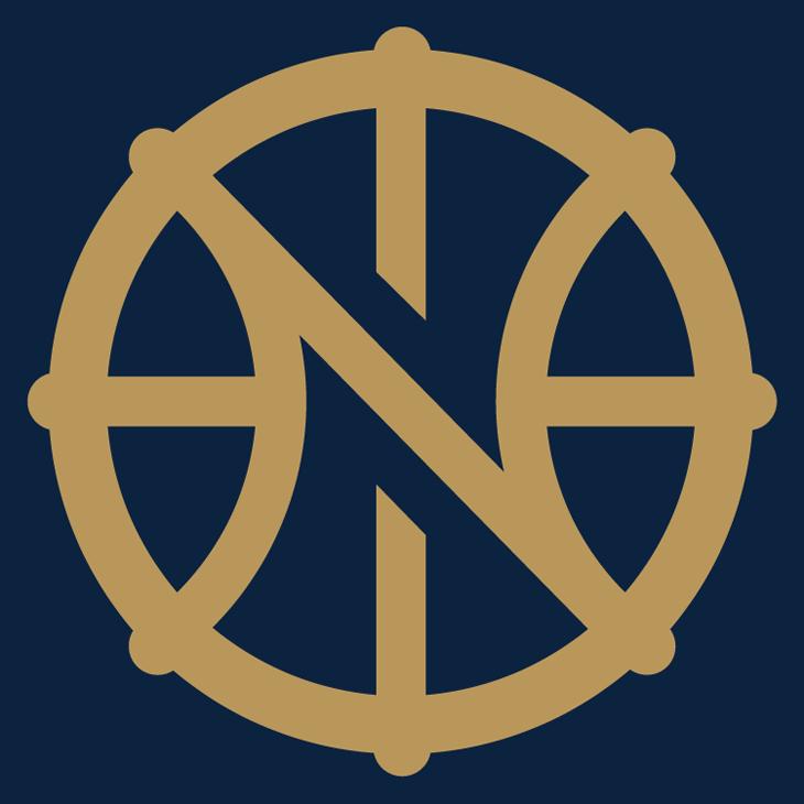 New Orleans Pelicans Alternate Logo National Basketball