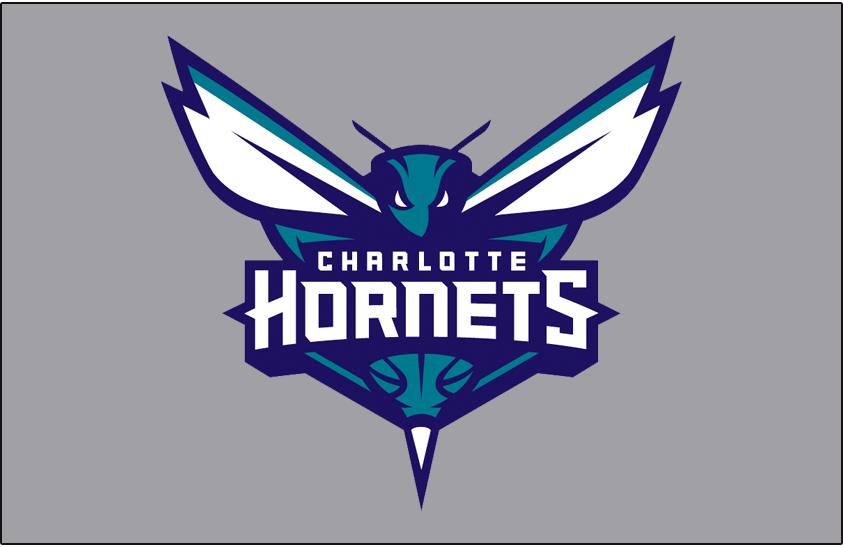 Charlotte Hornets Logo Primary Dark Logo (2014/15-Pres) -  SportsLogos.Net