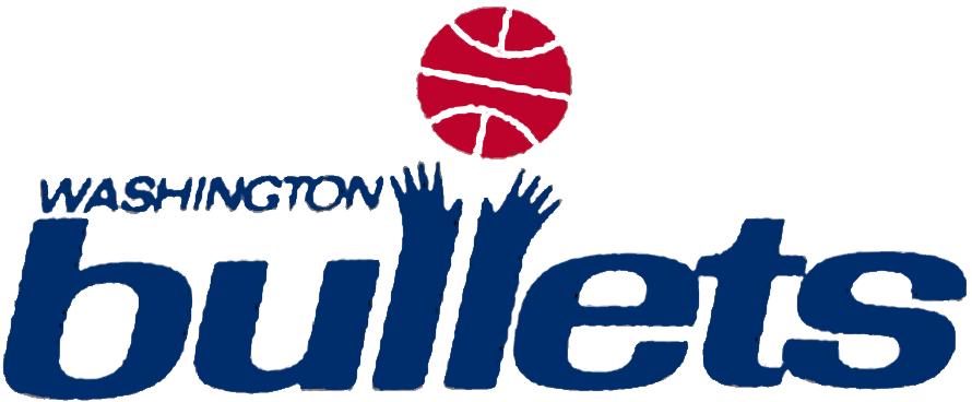 Washington Bullets Primary Logo - National Basketball