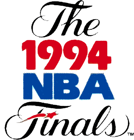 NBA Finals Logo Primary Logo (1993/94) - 1994 NBA Finals Logo SportsLogos.Net