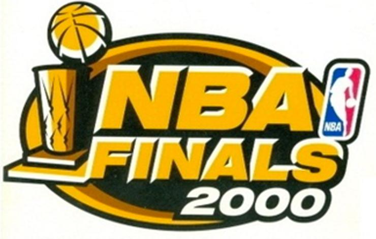 NBA Finals Logo Primary Logo (1999/00) - 2000 NBA Finals logo - Los Angeles Lakers vs Indiana Pacers SportsLogos.Net