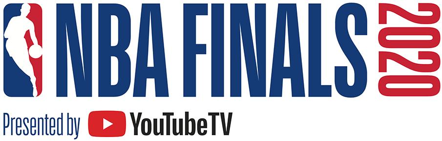 NBA Finals Logo Wordmark Logo (2019/20) - 2020 NBA Finals wordmark logo SportsLogos.Net