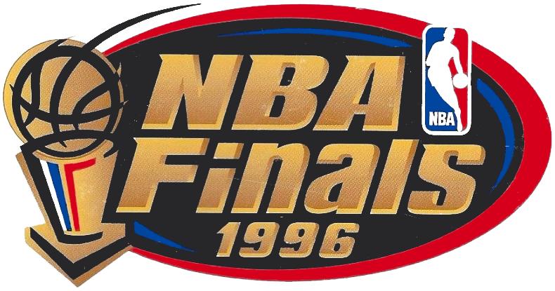 NBA Finals Logo Primary Logo (1995/96) - 1996 NBA Finals Logo SportsLogos.Net