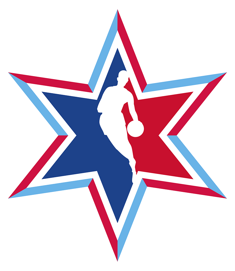 NBA All-Star Game Logo Secondary Logo (2019/20) - 2020 NBA All-Star Game
