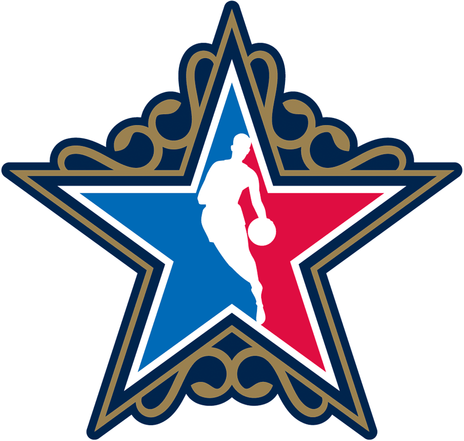 0813a3057f239c NBA All-Star Game Misc Logo - National Basketball Association (NBA ...