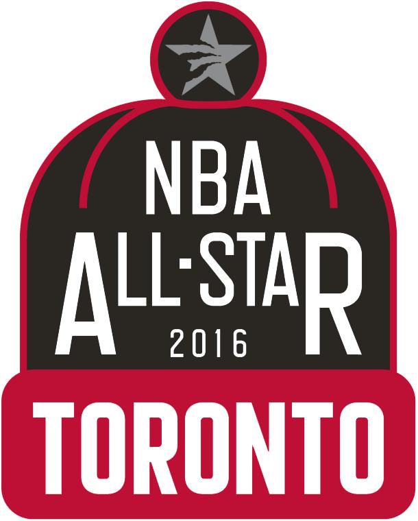 NBA All-Star Game Logo Alternate Logo (2015/16) - A toque with NBA All Star 2016 TORONTO on it SportsLogos.Net