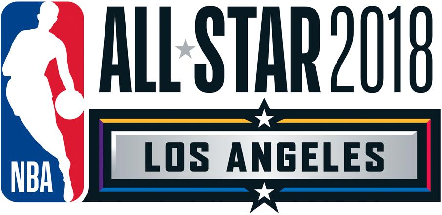 NBA All-Star Game Logo Primary Logo (2017/18) - 2018 NBA All-Star Game Logo - Los Angeles, CA SportsLogos.Net