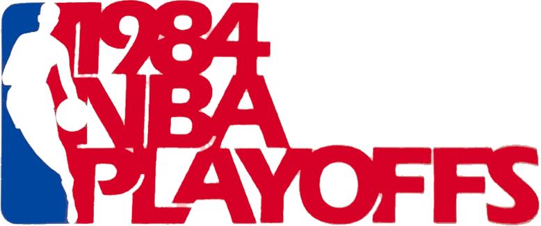 NBA Playoffs Logo Primary Logo (1983/84) - 1984 NBA Playoffs Logo SportsLogos.Net
