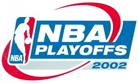NBA Playoffs Logo Primary Logo (2001/02) - 2002 NBA Playoffs Logo SportsLogos.Net