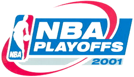 NBA Playoffs Logo Primary Logo (2000/01) - 2001 NBA Playoffs Logo SportsLogos.Net