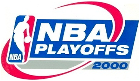 NBA Playoffs Logo Primary Logo (1999/00) - 2000 NBA Playoffs Logo SportsLogos.Net