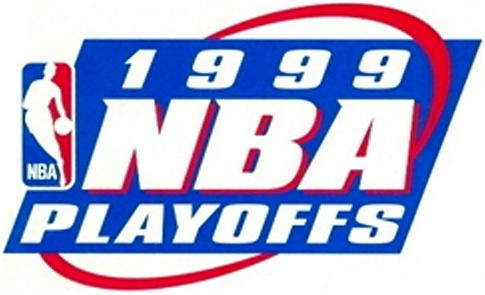 NBA Playoffs Logo Primary Logo (1998/99) - 1999 NBA Playoffs Logo SportsLogos.Net