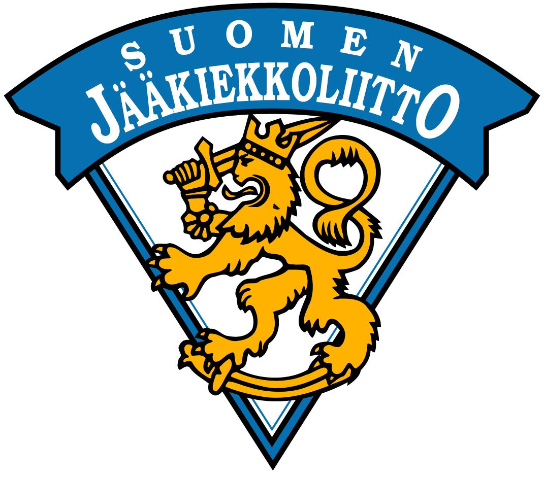 Finland National Hockey Team Logo Primary Logo (1996-Pres) - Finnish Ice Hockey Association (Suomen Jääkiekkoliitto) logo SportsLogos.Net