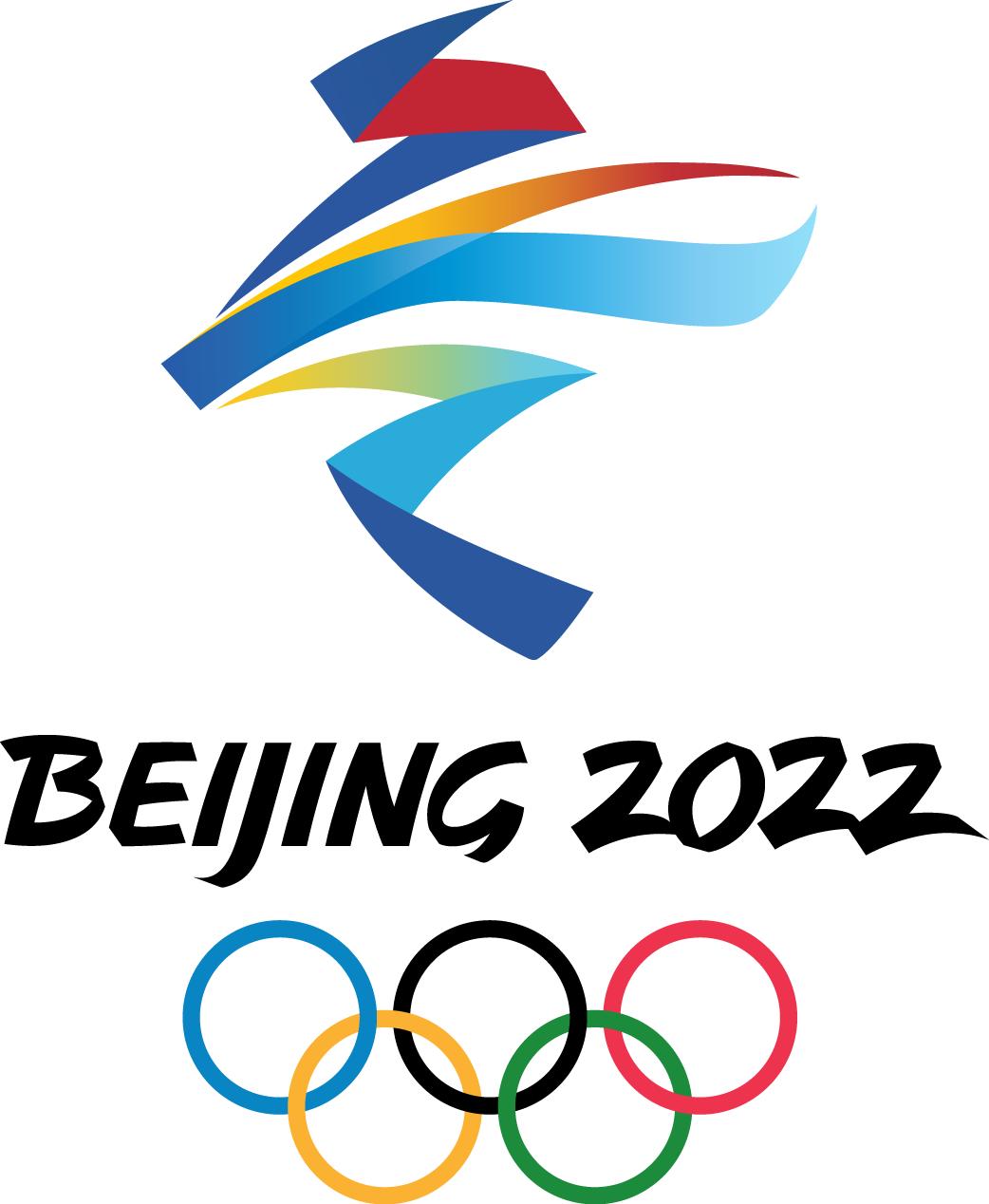 2022 Beijing Olympics Primary Logo Winter Olympics Winter Olympics Chris Creamer S Sports Logos Page Sportslogos Net