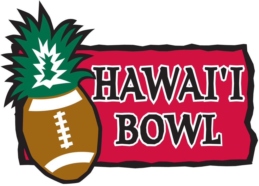 Hawaii Bowl Logo Primary Logo (2018-Pres) -  SportsLogos.Net