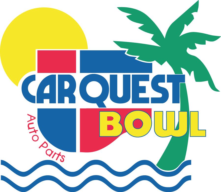 Carquest Bowl Logo Primary Logo (1994-1997) -  SportsLogos.Net