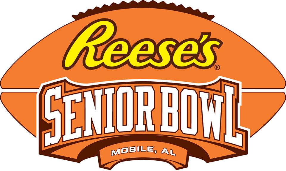 Senior Bowl Logo Primary Logo (2014-Pres) - Reese's Senior Bowl logo SportsLogos.Net
