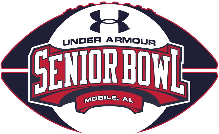 Senior Bowl Logo Primary Logo (2008-2011) - Under Armor Senior Bowl logo SportsLogos.Net