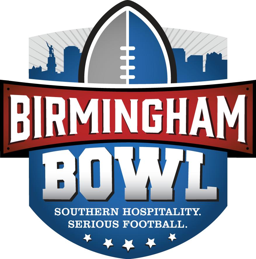 Birmingham Bowl Logo Primary Logo (2016-Pres) -  SportsLogos.Net