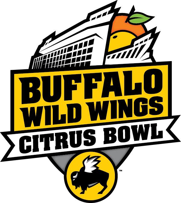 Citrus Bowl Logo Primary Logo (2015-2016) - Buffalo Wild Wings Citrus Bowl logo SportsLogos.Net