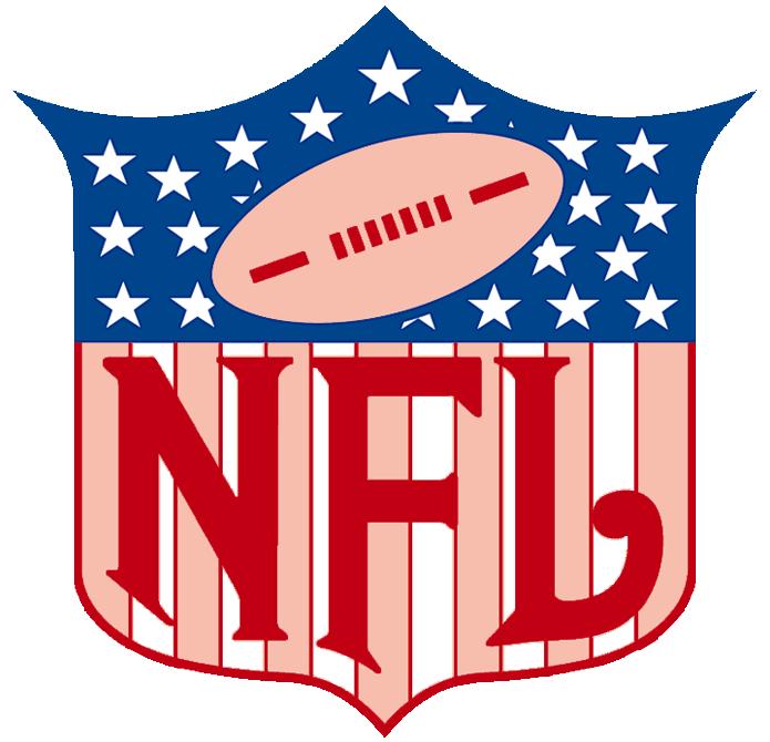 National Football League Logo Primary Logo (1930-1952) -  SportsLogos.Net