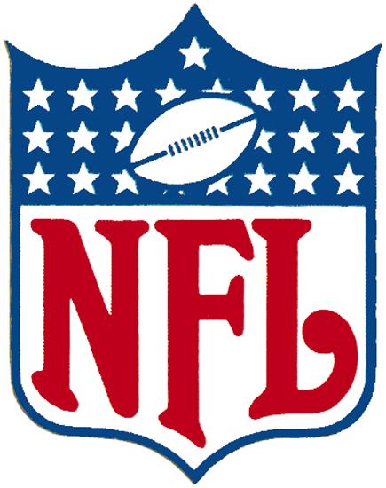 National Football League Logo Primary Logo (1962-1984) -  SportsLogos.Net